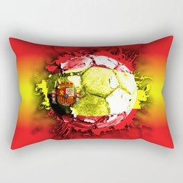 football  spain Rectangular Pillow