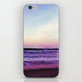 Purple Morning Haze iPhone Skin