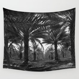 Date palms. Coachella Valley, California Wall Tapestry
