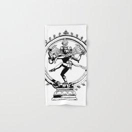 Natraj Dance - Mono Hand & Bath Towel