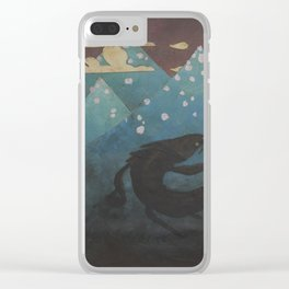 The Great Fish Clear iPhone Case