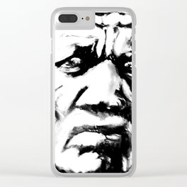 American Indian Clear iPhone Case