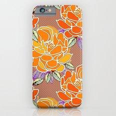 Blossoms Slim Case iPhone 6s