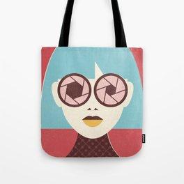 20/20 (1980s) Tote Bag