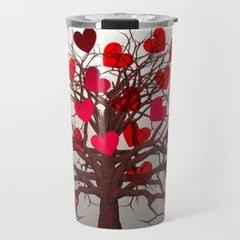 Tree of Hearts Travel Mug