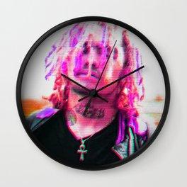 Lil Pump Wall Clock