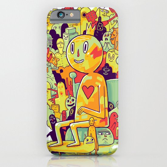 Knee-Jerk iPhone & iPod Case