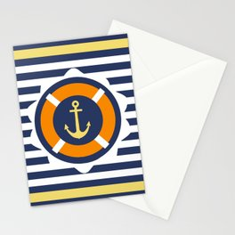 At Anchor Stationery Cards