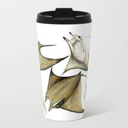 Chilean devil manta ray (Mobula tarapacana) Travel Mug