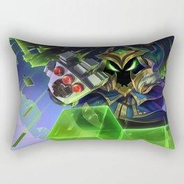Final Boss Veigar League Of Legends Rectangular Pillow