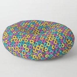 Night Lights Floor Pillow