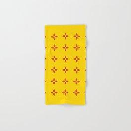 flag of new mexico 3 Hand & Bath Towel