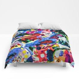feel the weird Comforters