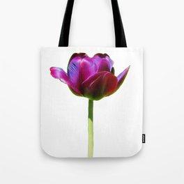 Born In The Purple Tote Bag