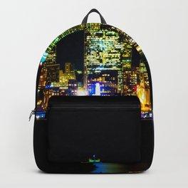 Landscape urban Backpack