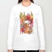 team fortress Long Sleeve T-shirts featuring Fortress by Geek World