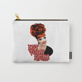 'Not Today Satan!' Bianca Del Rio, RuPaul's Drag Race Queen Carry-All Pouch