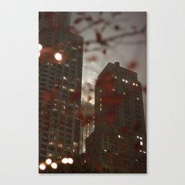 New York Manhattan Canvas Print