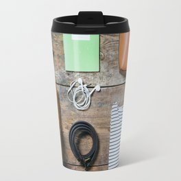 Get ready for the trip. Woman edition Travel Mug