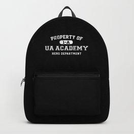 Property of UA Academy Backpack