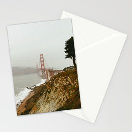 Golden Gate Bridge / San Francisco, California Stationery Cards