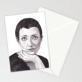 Helene Cixous Stationery Cards