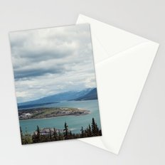 Bove Island Tagish Lake Stationery Cards