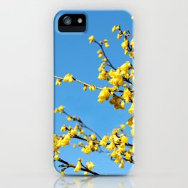 boom boom bloom iPhone Case