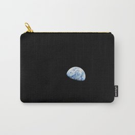Apollo 8 - Iconic Earthrise Photograph Carry-All Pouch