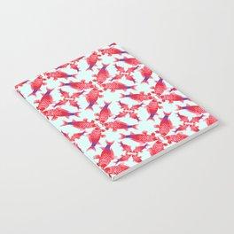 Carpe Diem Fish Star Notebook
