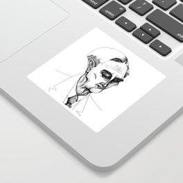 eo wilson Sticker
