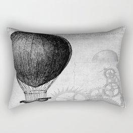 hot air balloon 4 Rectangular Pillow
