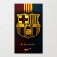 sports Canvas Prints featuring Sports by Kalagi