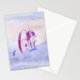 Dachshund dog  - Doxie Stationery Cards