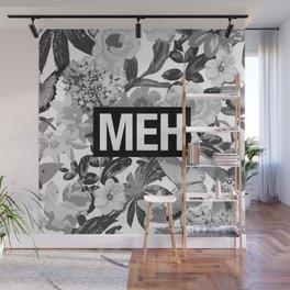 MEH B&W Wall Mural