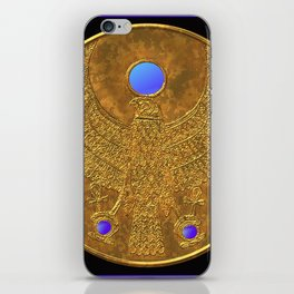 EGYPTIAN GOD HORUS iPhone Skin