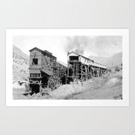Sego, Utah 1926 Art Print