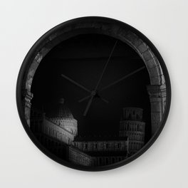 Pisa. Wall Clock