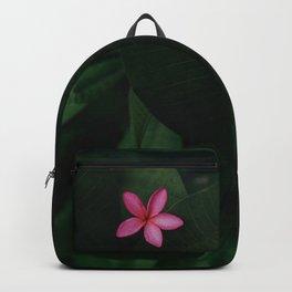 Tropical Jungle Flower Backpack