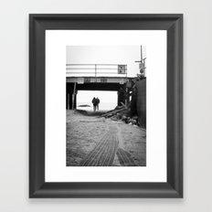 Sandy #1 Framed Art Print