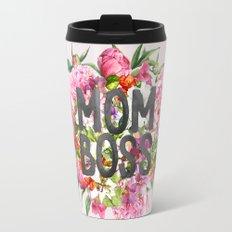 MOM BOSS Travel Mug