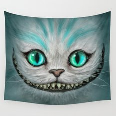 Smile Cat - CHESIRE Wall Tapestry