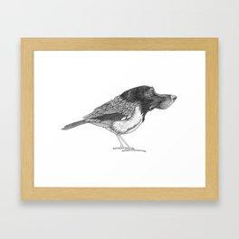 The BirdDog Framed Art Print