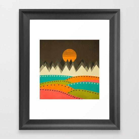 Textures/Abstract 122 Framed Art Print