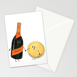 Prosecco Parmigiano Stationery Cards