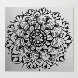 amandala Canvas Print