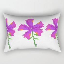 Strange Flora #001 Rectangular Pillow