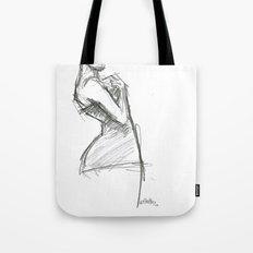 Lady-1 Tote Bag