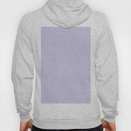 Periwinkle Purple Solid Color Hoody