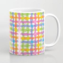 Punchy Plaid Coffee Mug
